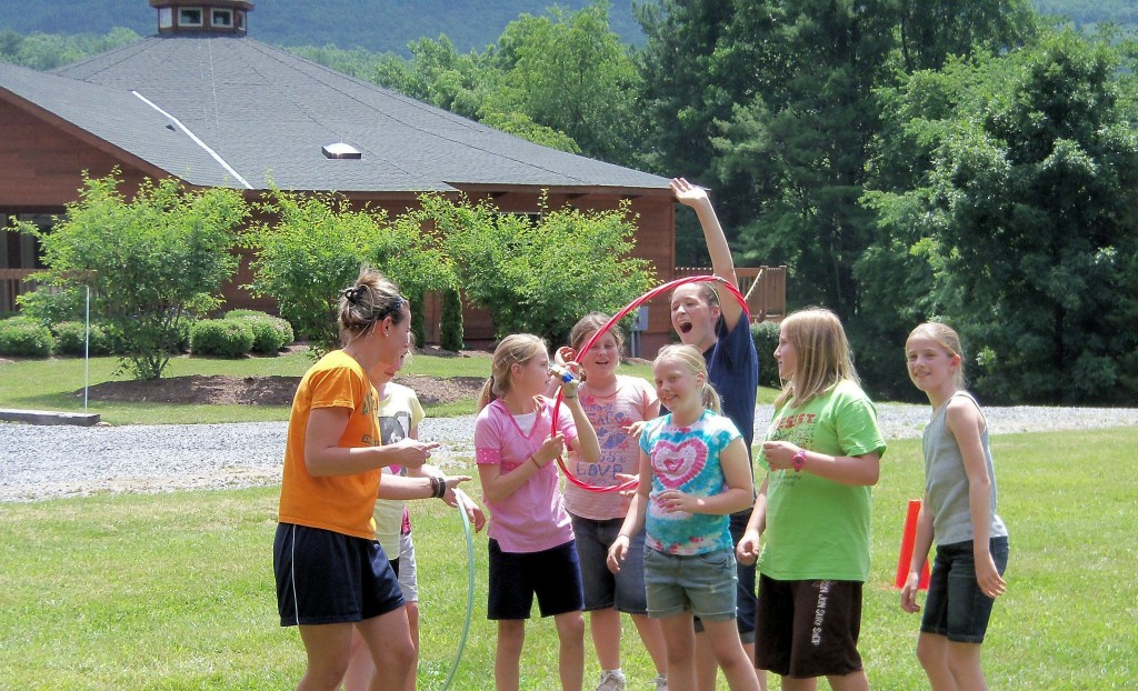virginia teen summer camps